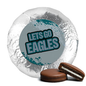 Go Eagles! Superbowl Milk Chocolate Covered Oreo Cookies