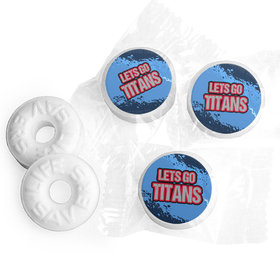 Let's Go Titans Football Party Life Savers Mints