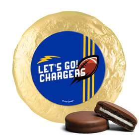 Chargers Football Party Milk Chocolate Covered Oreos (24 Pack)