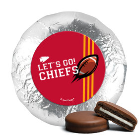 "Chiefs Football Party 1.25"" Stickers (48 Stickers)"