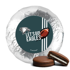 Eagles Football Party Milk Chocolate Covered Oreos (24 Pack)