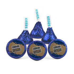 Let's Go Rams Football Party Hershey's Kisses (50 Pack)