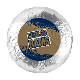 "Go Rams! Super Bowl Year 1.25"" Stickers (48 Stickers)"