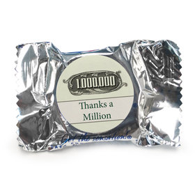 Business Thank You Personalized York Peppermint Patties Thanks a Million