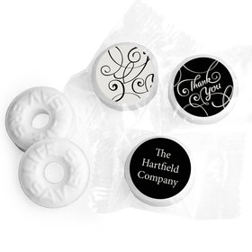 Thank You Personalized Life Savers Mints Scroll (300 Pack)