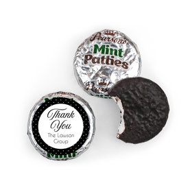 Business Promotional Pearson's Mint Patties Dotted Thank You