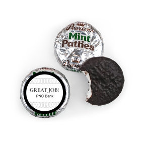 Business Promotional Pearson's Mint Patties Thank You Add Your Logo