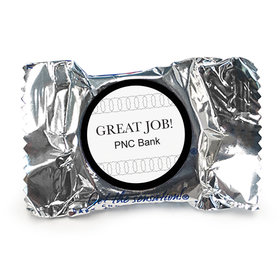 Business Promotional York Peppermint Patties Thank You Add Your Logo