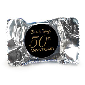 Anniversary Simple 50th Anniversary York Peppermint Patties