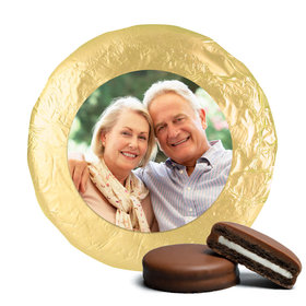 Anniversary Chocolate Covered Oreos Full Photo (24 Pack)