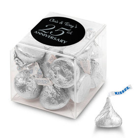 Anniversary Party Favors Personalized Box 25th Anniversary Favor (25 Pack)
