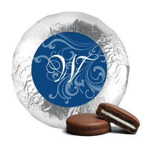 Wedding Favor Chocolate Covered Oreos Filigree (24 Pack)