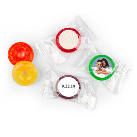 Wedding Favor Personalized Life Savers 5 Flavor Hard Candy Full Photo