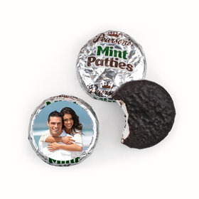 Wedding Favor Personalized Pearson's Mint Patties Full Photo