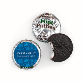 Personalized Wedding Ocean Animals Pearson™s Mint Patties