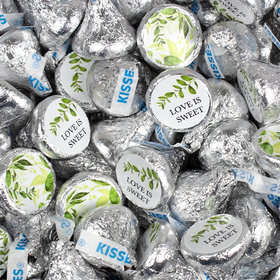 Love is Sweet Wedding Hershey's Kisses Candy