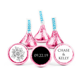Personalized Wedding Sentimental Hershey's Kisses (50 pack)