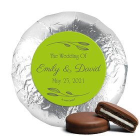 Personalized Wedding Wishes Chocolate Covered Oreos