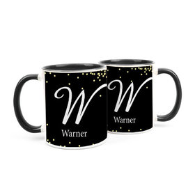 Personalized Wedding Confetti 15oz Mug