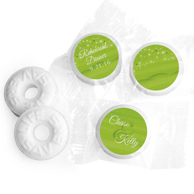 Rehearsal Dinner Personalized Life Savers Mints Starry Sky