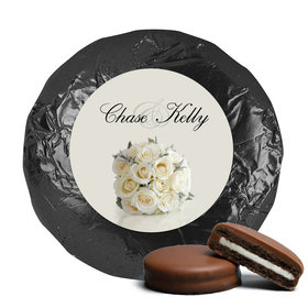 Wedding Rehearsal Dinner Chocolate Covered Oreos White Bouquet