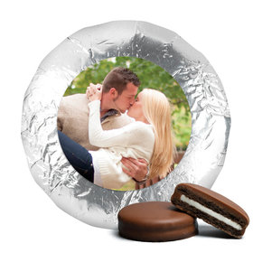 Rehearsal Dinner Chocolate Covered Oreos Full Photo (24 Pack)
