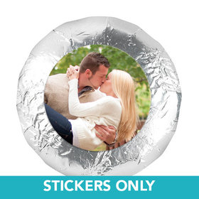 "Rehearsal Dinner 1.25"" Sticker Full Photo (48 Stickers)"