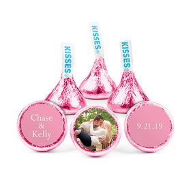 Personalized Rehearsal Dinner Photo Hershey's Kisses (50 pack)