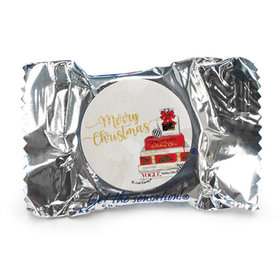 Personalized Christmas Holiday Chic York Peppermint Patties