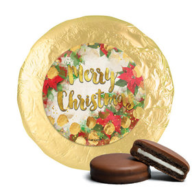 Personalized Christmas Holly Chocolate Covered Oreos