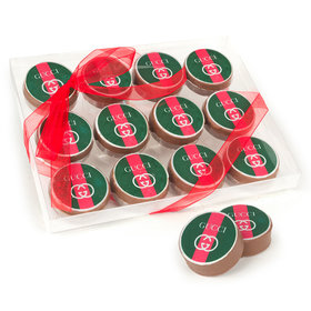 Personalized Add Your Logo Chocolate Covered Oreos Gift Set (12 pieces)