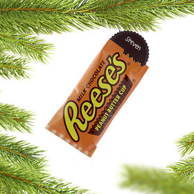 Reese's Peanut Butter Cup Ornament