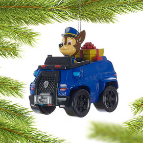Paw Patrol Truck Chase Ornament