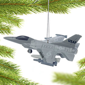 Air Force Jet Ornament