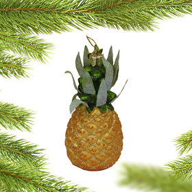 Tropical Pineapple Ornament