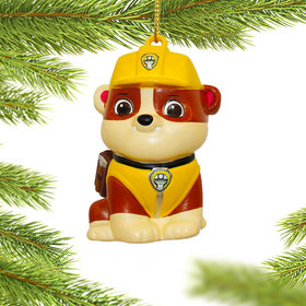 Paw Patrol Character (Rubble) Ornament