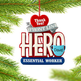 Essential Workers Ornament