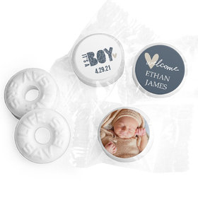 Baby Shower Personalized Life Savers Mints It's a Boy!