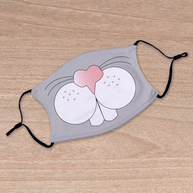 Adult Face Mask - Bunny