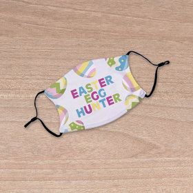 Personalized Youth Face Mask - Easter Egg Hunter