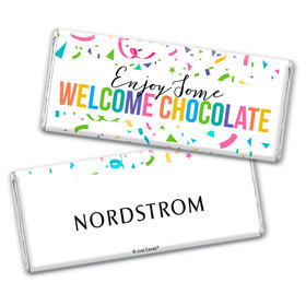 Personalized Work Welcome Logo Chocolate Bar & Wrapper