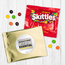 Personalized Business Thinks I'm Essential Skittles