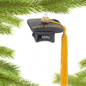 Happy Graduation Hat Ornament