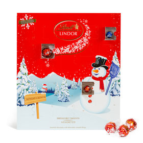 Lindor Truffles by Lindt Countdown to Christmas Advent Calendar