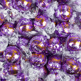Lindor Purple Almond Milk Chocolate Truffles