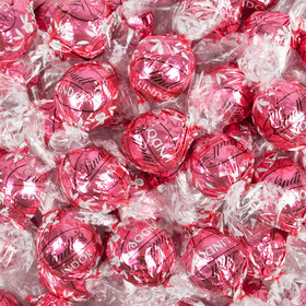Lindor Pink Strawberries & Cream Truffles
