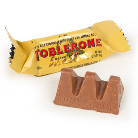 Toblerone Milk Chocolate Mini (100ct Box)