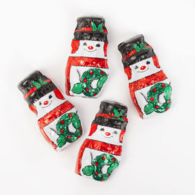 Madelaine Christmas Milk Chocolate Mini Snowmen