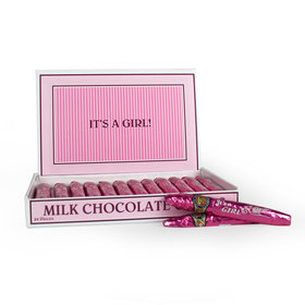 Madelaine It's a Girl Milk Chocolate Cigars