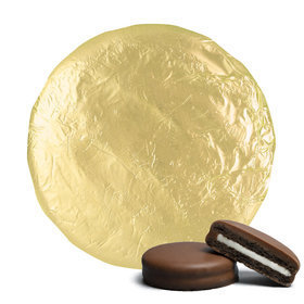Gold Chocolate Covered Oreos